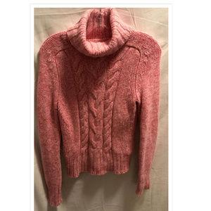 Size Medium Express Sweater Pink